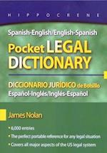 Spanish-English/English-Spanish Pocket Legal Dictionary
