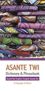 Asante TWI Dictionary & Phrasebook
