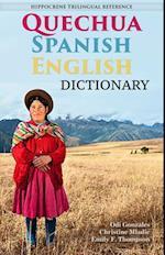Quechua-Spanish-English Dictionary