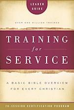 Training for Service Leader Guide