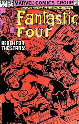 Bog, paperback Fantastic Four Visionaries af John Byrne, Roger Stern