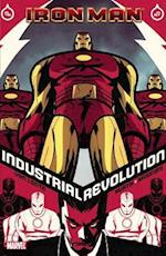 Industrial Revolution (Iron Man Marvel Comics Quality Paper)