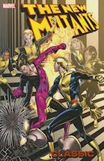 New Mutants Classic 6 af Chris Claremont, Alan Davis, Arthur Adams
