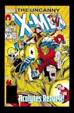 The Uncanny X-Men af Scott Lodbell, Brandon Peterson, J M Dematteis