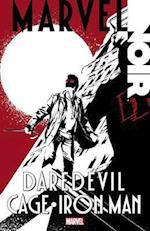 Marvel Noir af Alexander Irvine