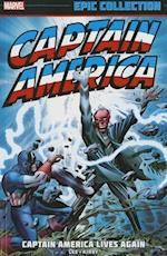Captain America Epic Collection 12014