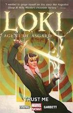 Loki: Agent of Asgard af Al Ewing