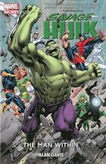Savage Hulk 1 af Alan Davis