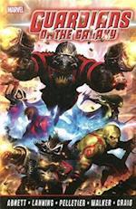 Guardians of the Galaxy 1 af Dan Abnett