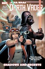 Star Wars: Darth Vader Vol. 2: Shadows And Secrets af Kieron Gillen