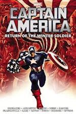 Captain America: Return Of The Winter Soldier Omnibus af Ed Brubaker