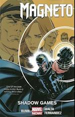 Magneto Vol. 3: Shadow Games Tpb