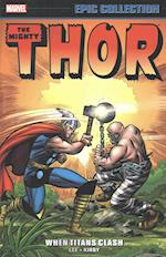 Epic Collection Thor (Thor)