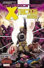 X-Tinction Agenda af Marc Guggenheim