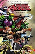 New Avengers: A.I.M. Vol. 1 - Everything is New af Al Ewing