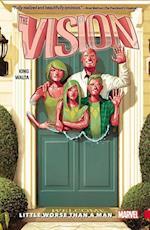 Vision Vol. 1: Little Worse Than A Man af Tom King