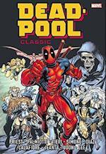 Deadpool Classic Omnibus, Volume 1 af Christopher Priest, Glenn Herdling, Jimmy Palmiotti