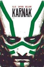 Karnak: The Flaw In All Things af Warren Ellis