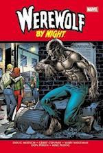 Werewolf by Night Omnibus af Len Wein, Marv Wolfman, Gerry Conway