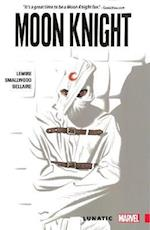 Moon Knight Vol. 1: Lunatic af Jeff Lemire