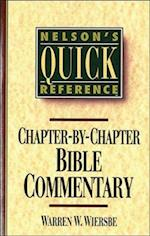 Nelson's Quick Reference Chapter-by-Chapter Bible Commentary af Warren W Wiersbe