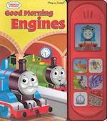 Thomas the Tank Engine - Good Morning Engines af Publications International