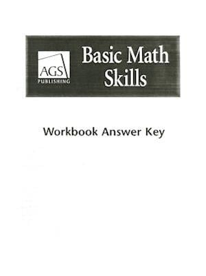 Basic Math Skills Workbook Answer Key