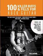 100 Killer Riffs & Fills for Rock Guitar