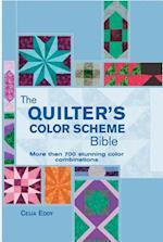 The Quilter's Color Scheme Bible af Celia Eddy