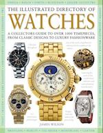 The Illustrated Directory of Watches af James Wilson