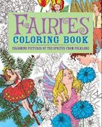 Fairies Adult Coloring Book