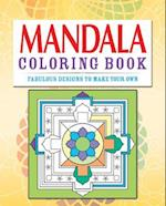 Mandalas Adult Coloring Book af Arcturus Publishing