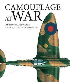 Bog, hardback Camouflage at War af Martin J. Dougherty