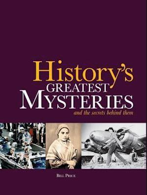 Bog, hardback History's Greatest Mysteries af Bill Price