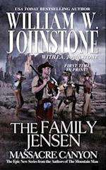 The Family Jensen af William W. Johnstone