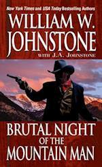 Brutal Night of the Mountain Man (The Mountain Man)