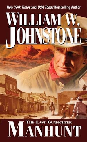 Manhunt af William W. Johnstone