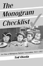 The Monogram Checklist (McFarland Classics S)