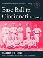 Baseball in Cincinnati af Harry Ellard