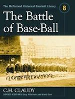 The Battle of Base-Ball af C. H. Claudy