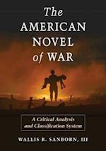 The American Novel of War
