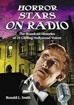 Horror Stars on Radio af Ronald L. Smith