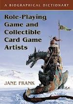 Role-Playing Game and Collectible Card Game Artists