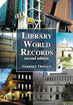 Library World Records, 2d ed. af Godfrey Oswald