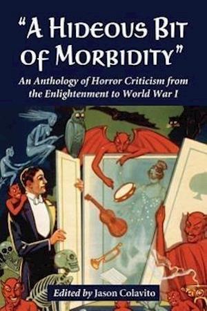 """a Hideous Bit of Morbidity"""