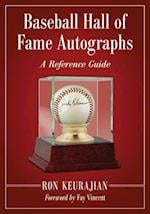 Baseball Hall of Fame Autographs