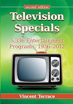 Television Specials af Vincent Terrace
