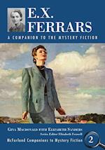E.X. Ferrars af Elizabeth Sanders, Gina Macdonald