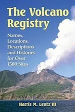 The Volcano Registry