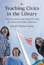 Teaching Civics in the Library